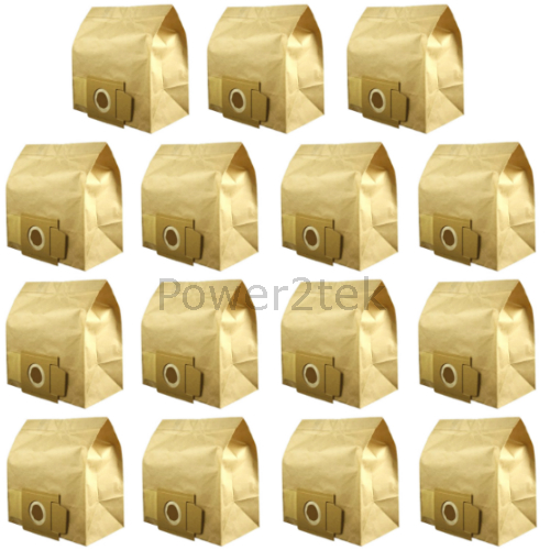 15 x 01, 87 Vacuum Bags for Morphy Richards 70015 70017 70020 Hoover UK