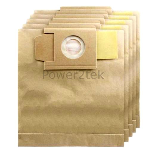15 x 01 87 Sacchetti per aspirapolvere MORPHY RICHARDS POWERCHAMP STORM STORM Pets Hoover