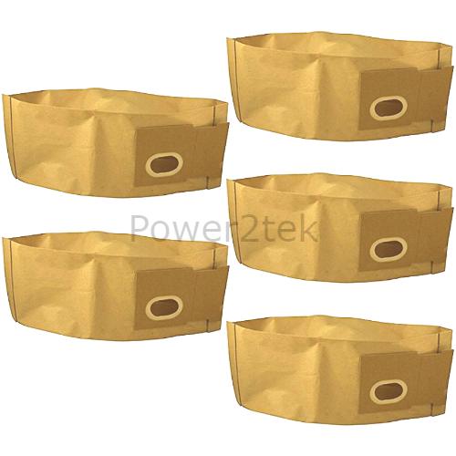5 x e35 e35n Sacchetti per aspirapolvere per Electrolux z1407 z1410 z1415 Hoover UK