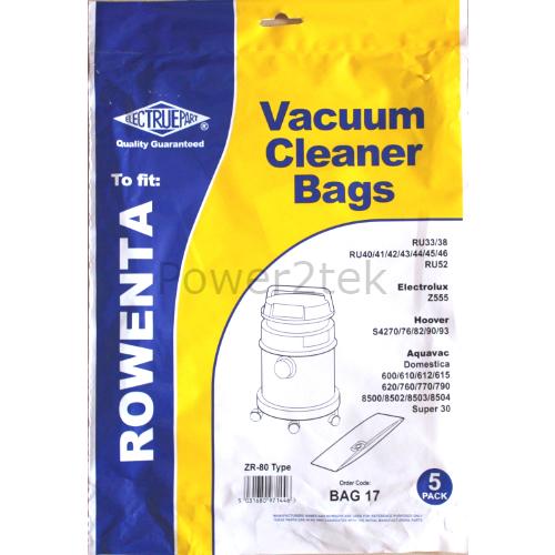 10 x zr80 vacuum bags for karcher mv3 mv3 premium nt27 1 hoover uk ebay. Black Bedroom Furniture Sets. Home Design Ideas