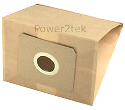 U62 sacs aspirateur pour zanussi ZAN3913 ZAN3910 ZAN3920 hoover neuf 10 x E62