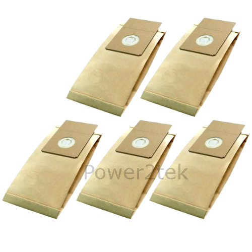 5 x E82 U82 Polvere Sacchetti per Electrolux Boss Stairmaster BOSS verticale b2280 filtai