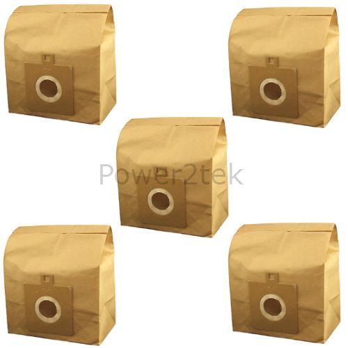 5x gr51s u59 vacuum cleaner bags for aeg smart 470 smart 485 smart 487 hoover ebay. Black Bedroom Furniture Sets. Home Design Ideas