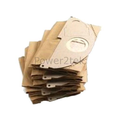 20 x KARCHER Vacuum Cleaner Filtered Bag Hoover Bags Dust A2000 A2003 A2704