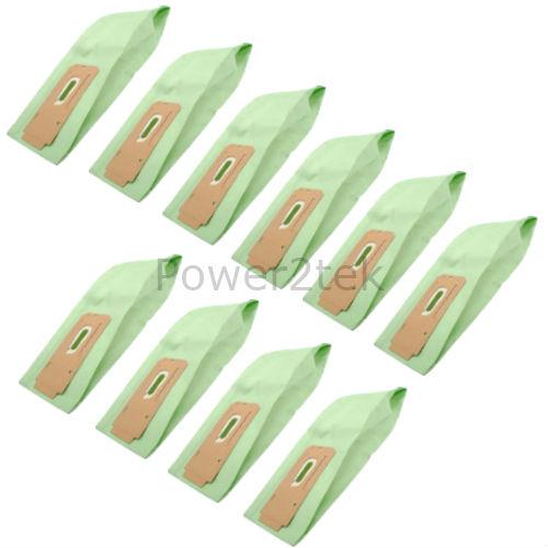 10 x CC XL Aspirapolvere Sacchetti Per Aspirapolvere Oreck XL10 UK