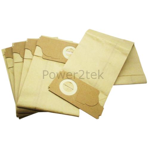 5 x poussière sacs pour sebo 350 360 450 aspirateur
