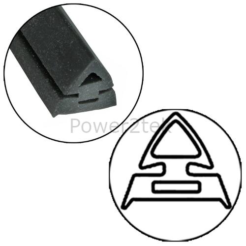 Flavel Forno Fornello Guarnizione Della Porta /& Angolo arrotondato clip di fissaggio curva