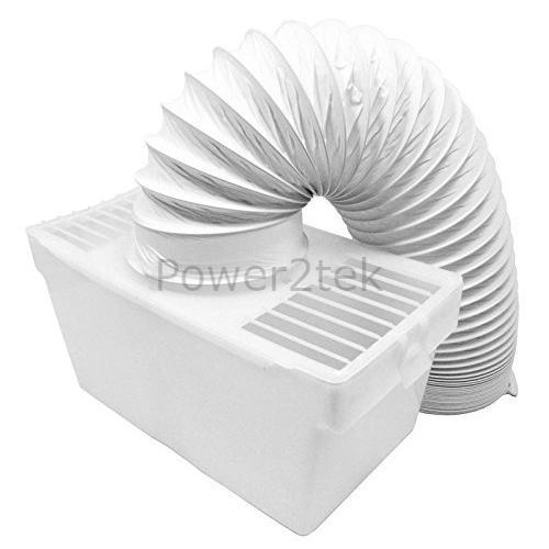 Condenseur vent kit boîte et tuyau pour philips whirlpool AWB674 sèche-linge neuf