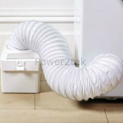 Condenser Vent Kit Box /& Hose for Creda 37761 Tumble Dryer Wall Mountable NEW