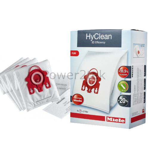 15 x FJM Hoover Dust Bags for Miele Complete C3 Hybrid S1400 UK Stock