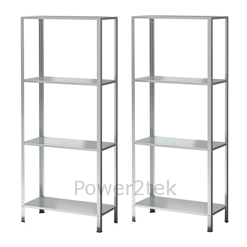 rack it shelving instructions