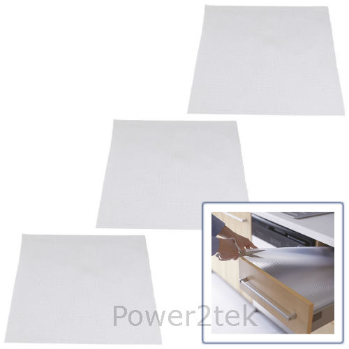 ikea variera kitchen cupboard transparent drawer liner non slip mat